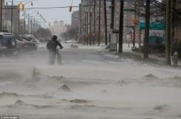Sandy Inundado