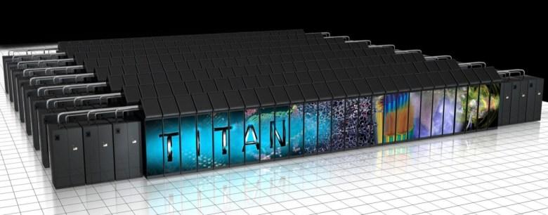 Superordenador Titán