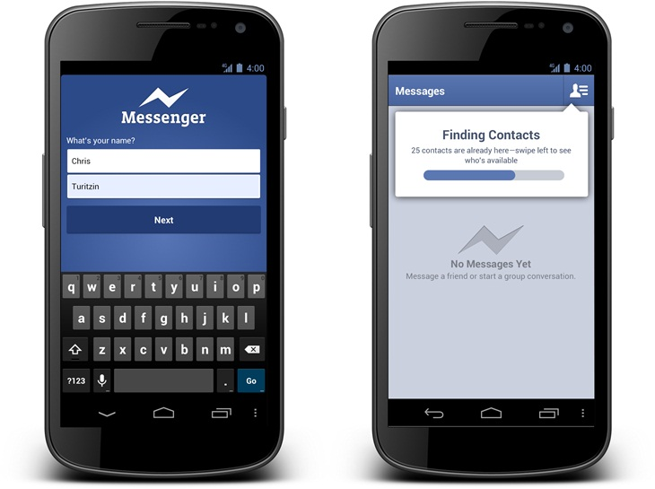 Llamadas gratuitas de Facebook Messenger ya disponibles en España