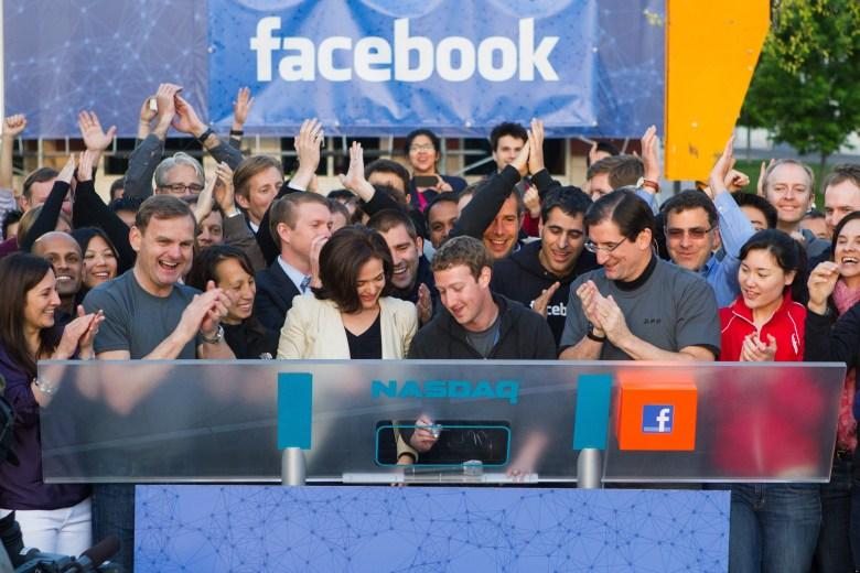 Facebook ipo - errores tecnológicos 2012