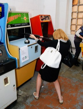 Museo de las máquinas recreativas rusas 3