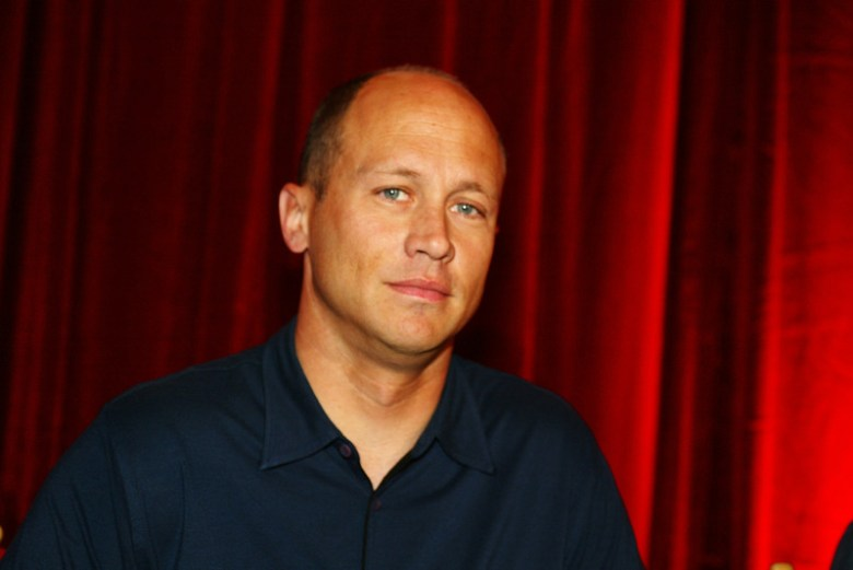 Mike Judge, co-creator of the Fox series King of the Hill at the FOX 2002 SummerTCA Tour at the Huntington Ritz Carlton Hotel in Pasadena, CA on Sunday, July 21, 2002.