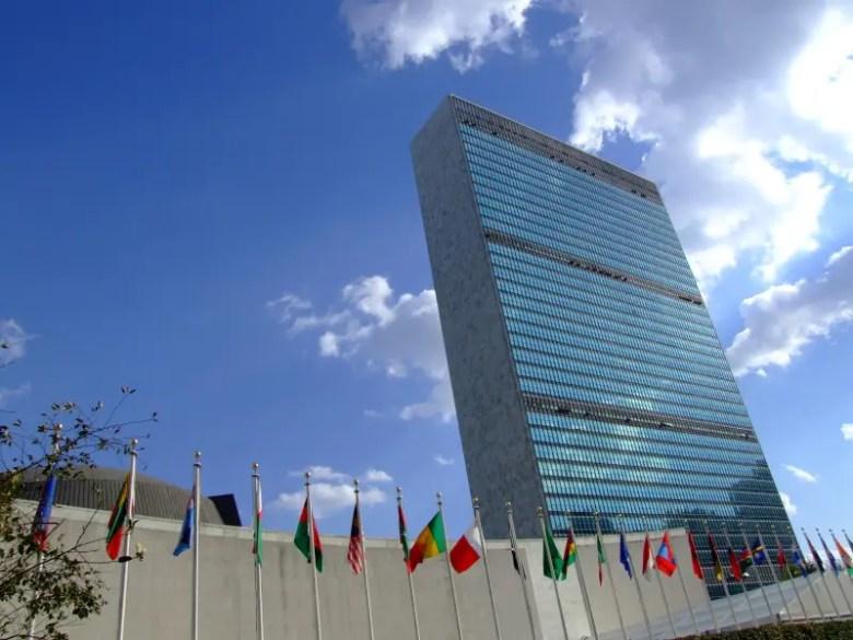 Sede de las Naciones Unidas en Nueva York