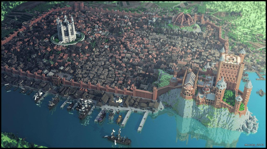 Game of Thrones Minecraft (1)