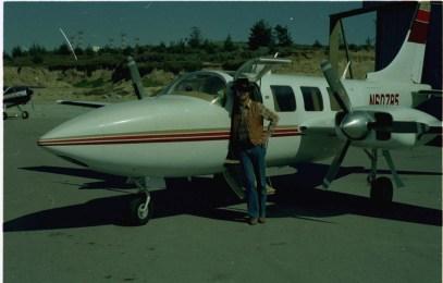 Gary Kildall y su avión