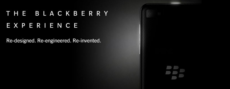 Toda la información de BlackBerry 10