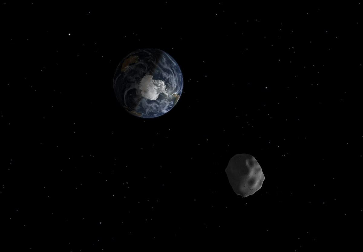 2012 DA14: así será su paso por la Tierra