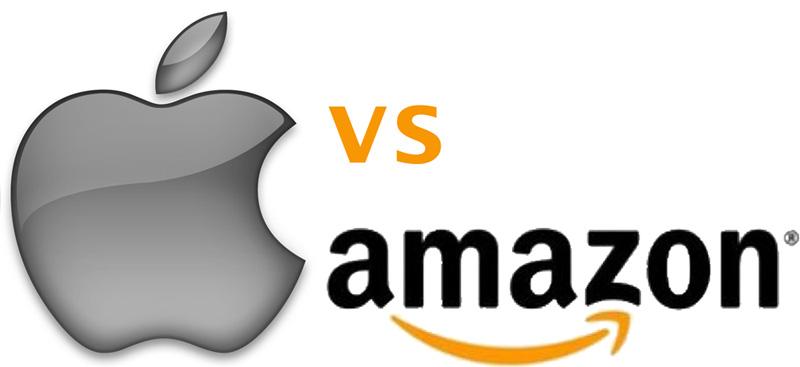 Amazon con mejor reputación que Apple, revela estudio chart