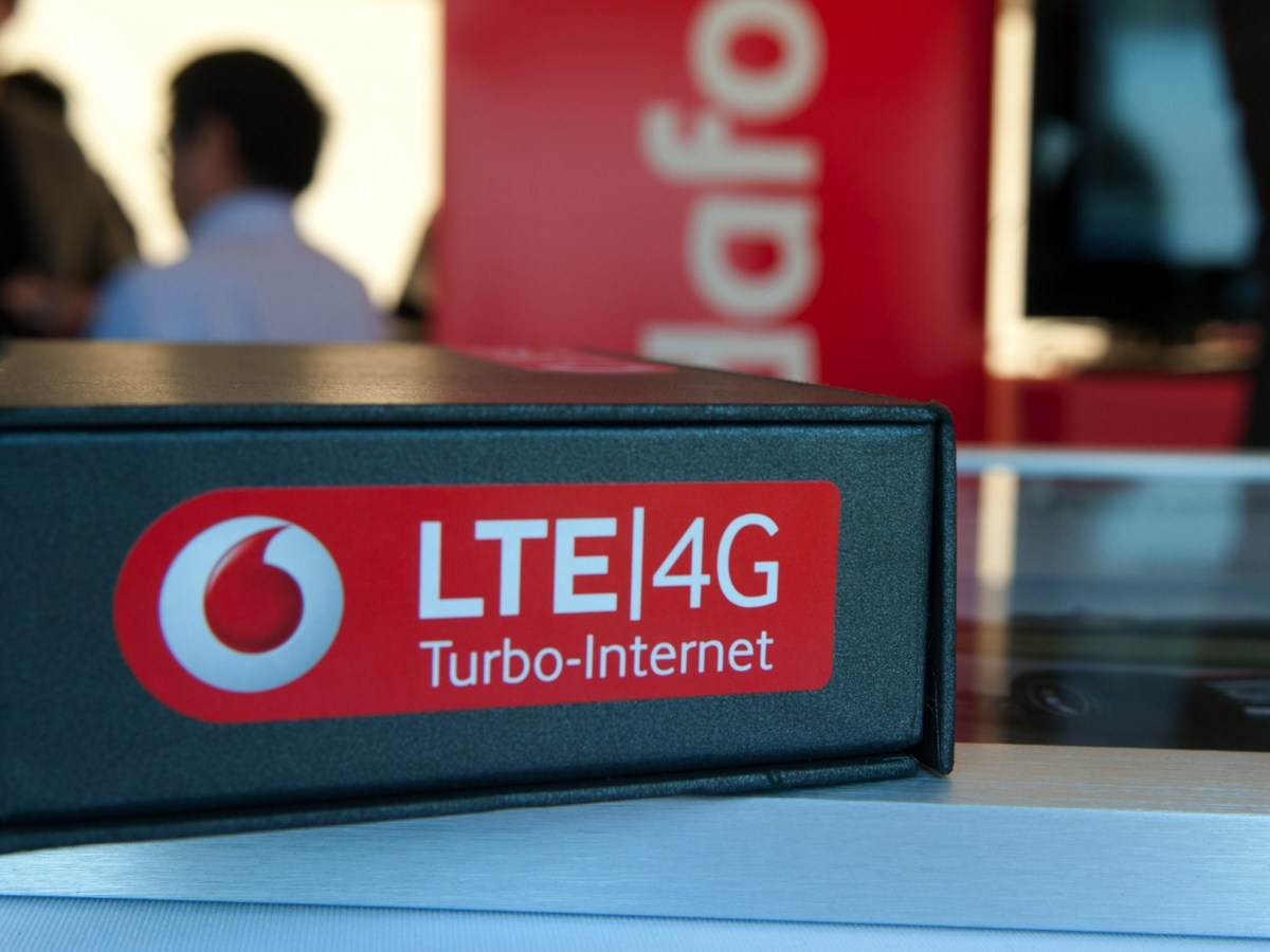 LTE-de-Vodafone