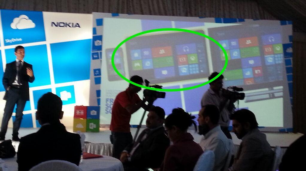 Tableta Lumia Nokia