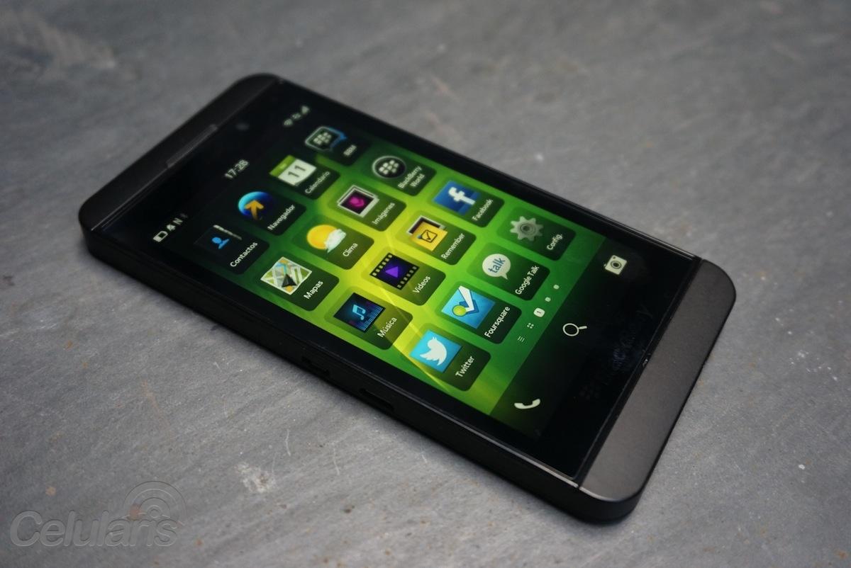 Competencia de BlackBerry 10
