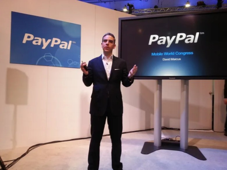 PayPal MWC 2013