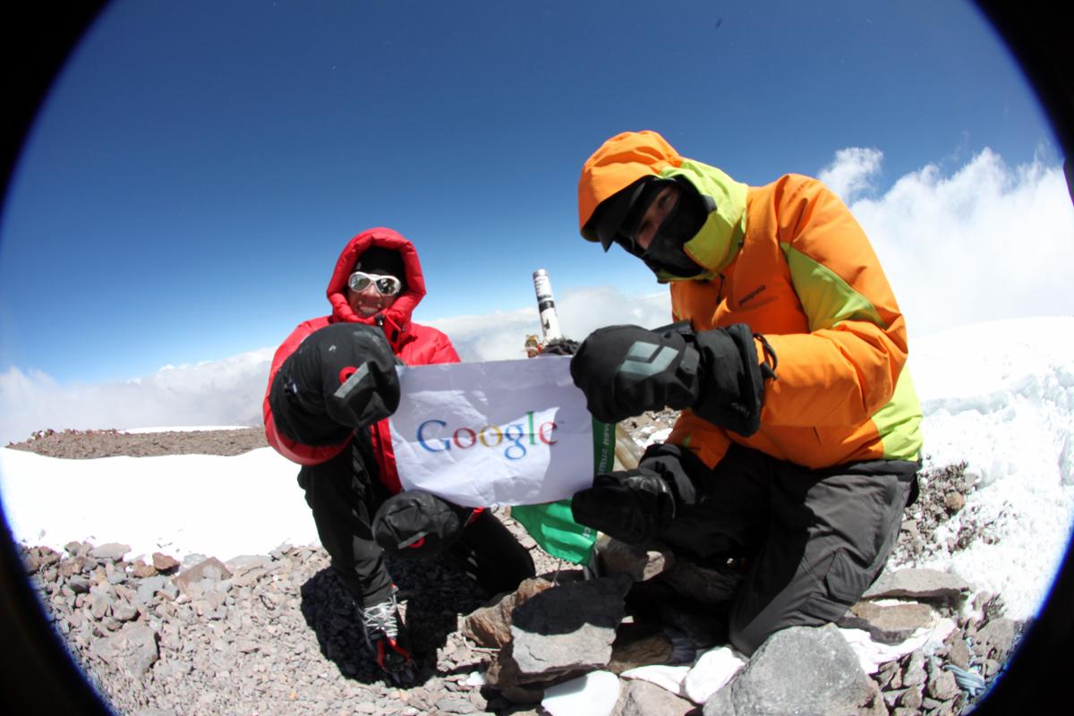 Google Maps llega al Everest y otros puntos elevados del planeta kilimanjaro