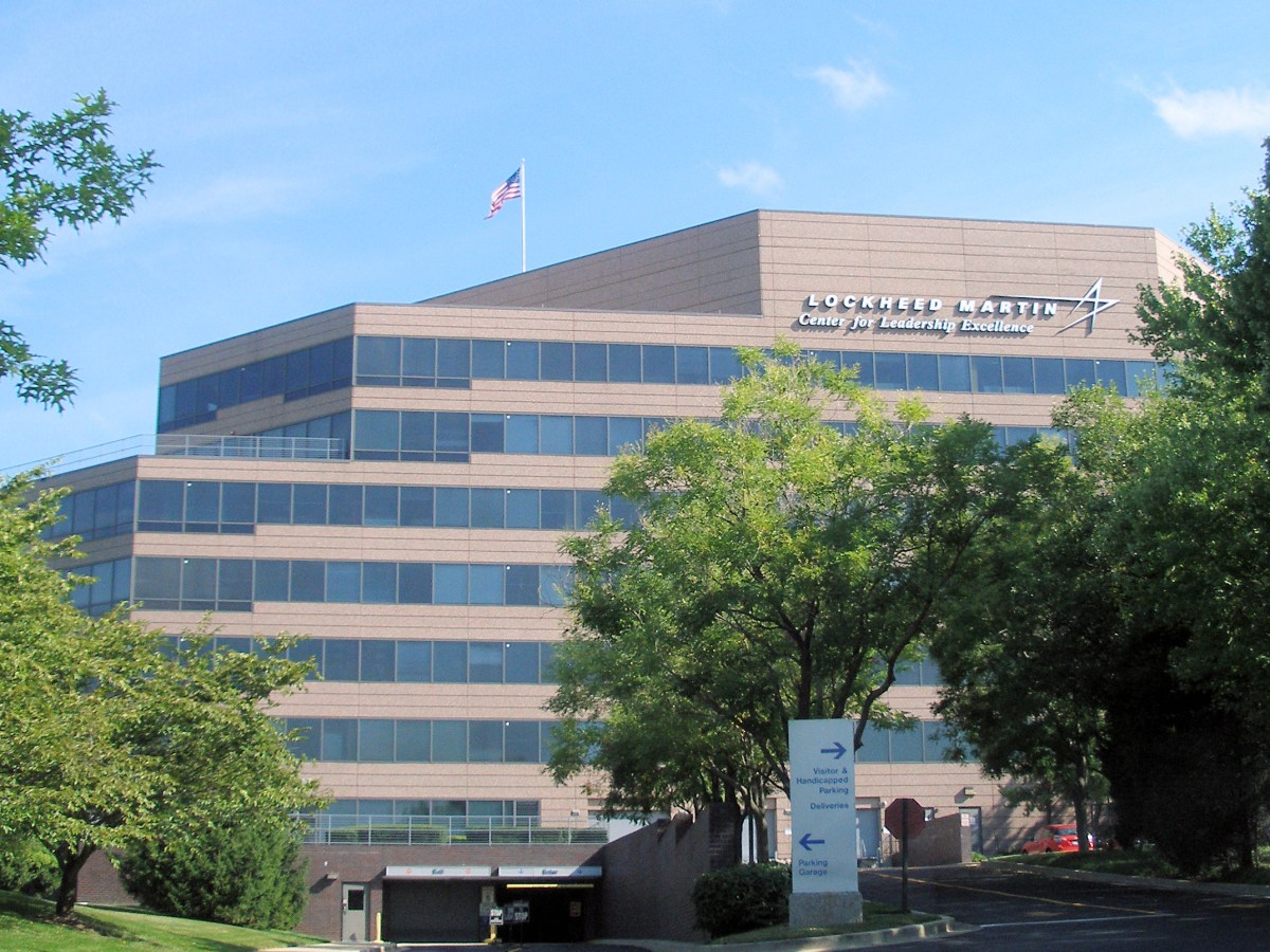 Sede central de Lockheed Martin