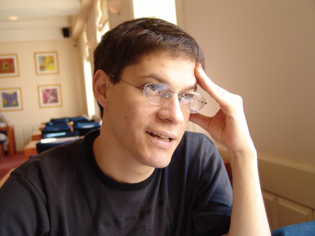 Miguel de Icaza usa Mac
