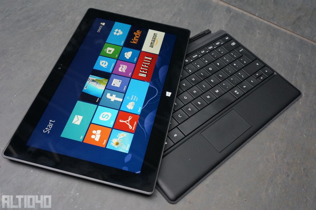 Surface tablet y portátil