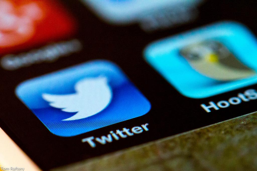 Tweets por segundo