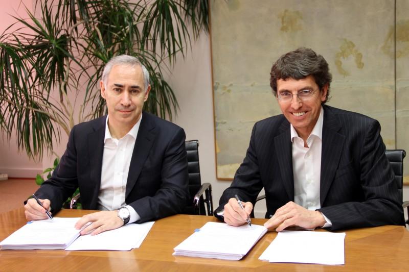 Regulación de las redes verticales: Acuerdo entre Vodafone y Orange