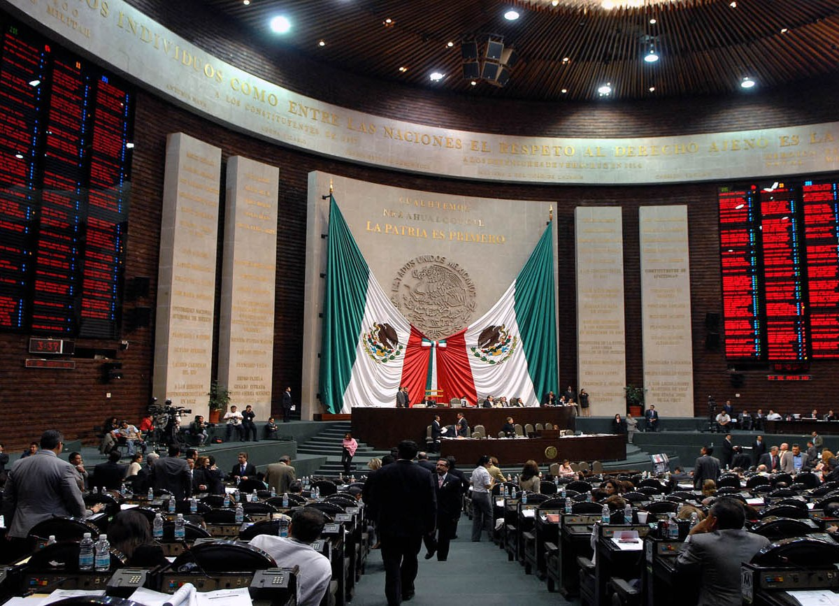 Cámara de los Diputados México