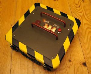 Maletin seguro con Arduino - usos creativos de arduino