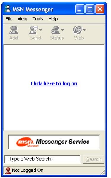 Messenger 1.0 - evolución de messenger
