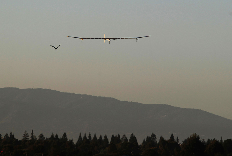 Solar Impulse 9