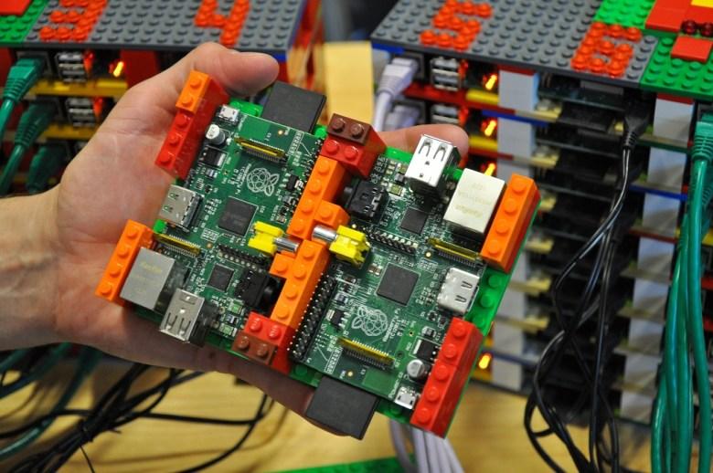 Supercomputador Raspberry Pi - usos creativos de Raspberry Pi