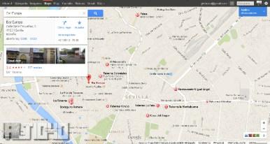 Google Maps (5) -Nuevo Google Maps, primeras impresiones