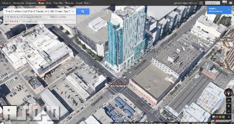 Google Maps (8) - Nuevo Google Maps, primeras impresiones