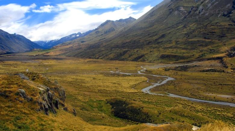 Monte Sunday Nueva Zelanda - Capital de Rohan en el Señor de los Anillos