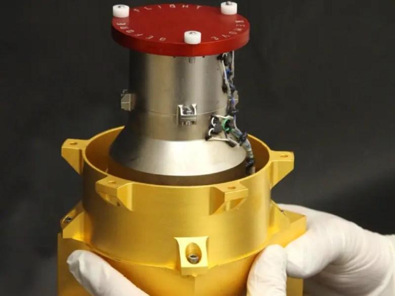 Sensor RAD Curiosity - Los niveles de radiación en Marte ponen en riesgo una misión tripulada