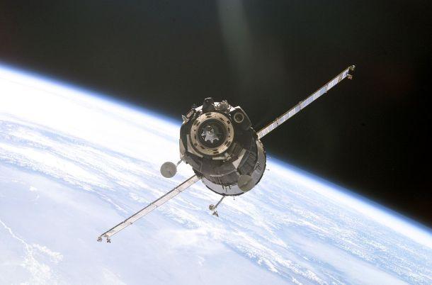 estación espacial rua