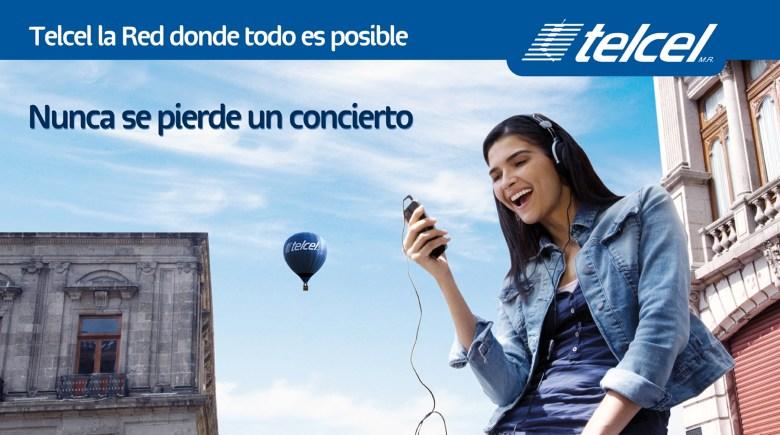 Publicidad de Telcel - Las claves de la reforma de la Ley Federal de Telecomunicaciones de México