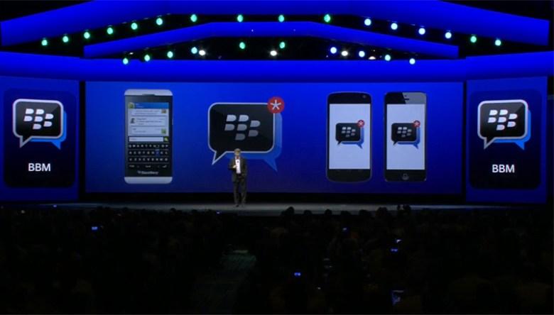 bbm-multiplataforma - BlackBerry Messenger llega a Android y a iOS este verano