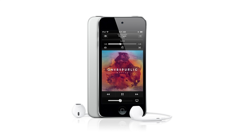 iPod touch de 16 GB