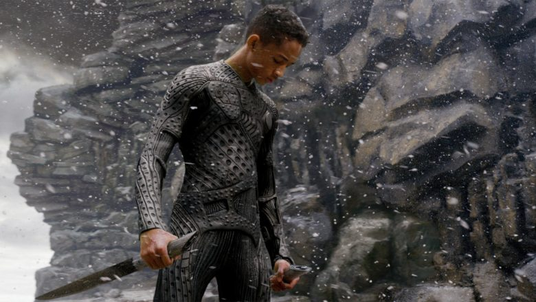 Crítica de After earth Jaden Smith