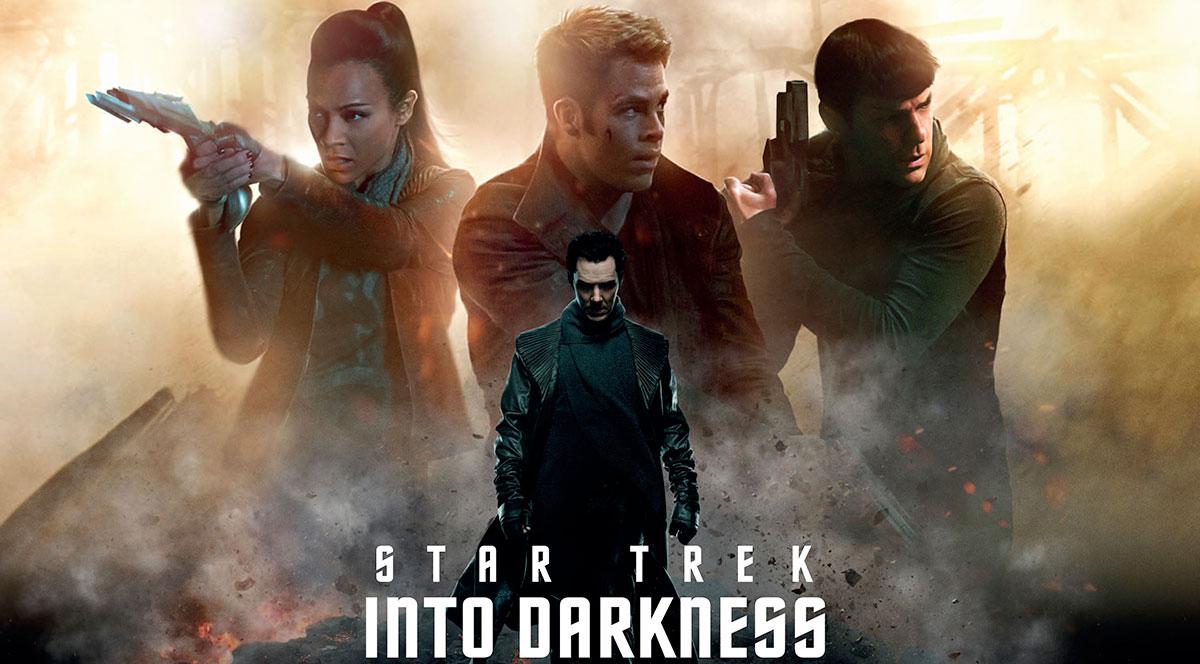 Crítica de Star trek Into Darkness - poster