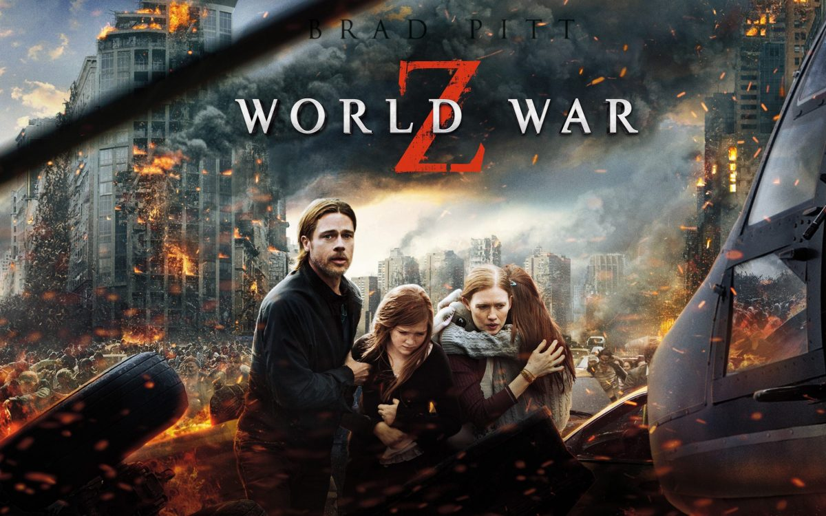 Crítica de World War Z poster