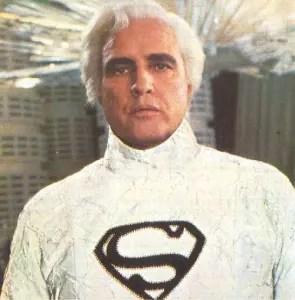 Marlon Brando es Jor-El