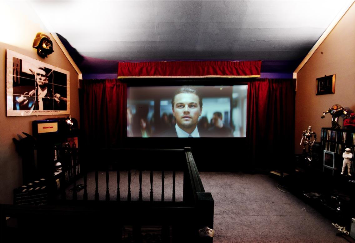 Mejorar sonido de cine en casa