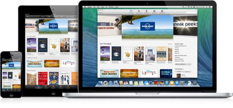 ibooks para os x - Apple hallada culpable de fijar los precios de los ebooks con las editoriales