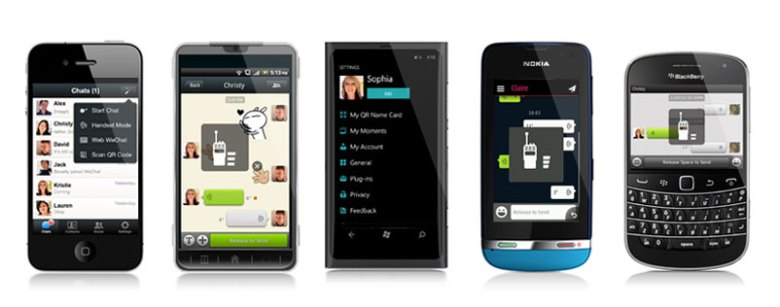 WeChat Phones