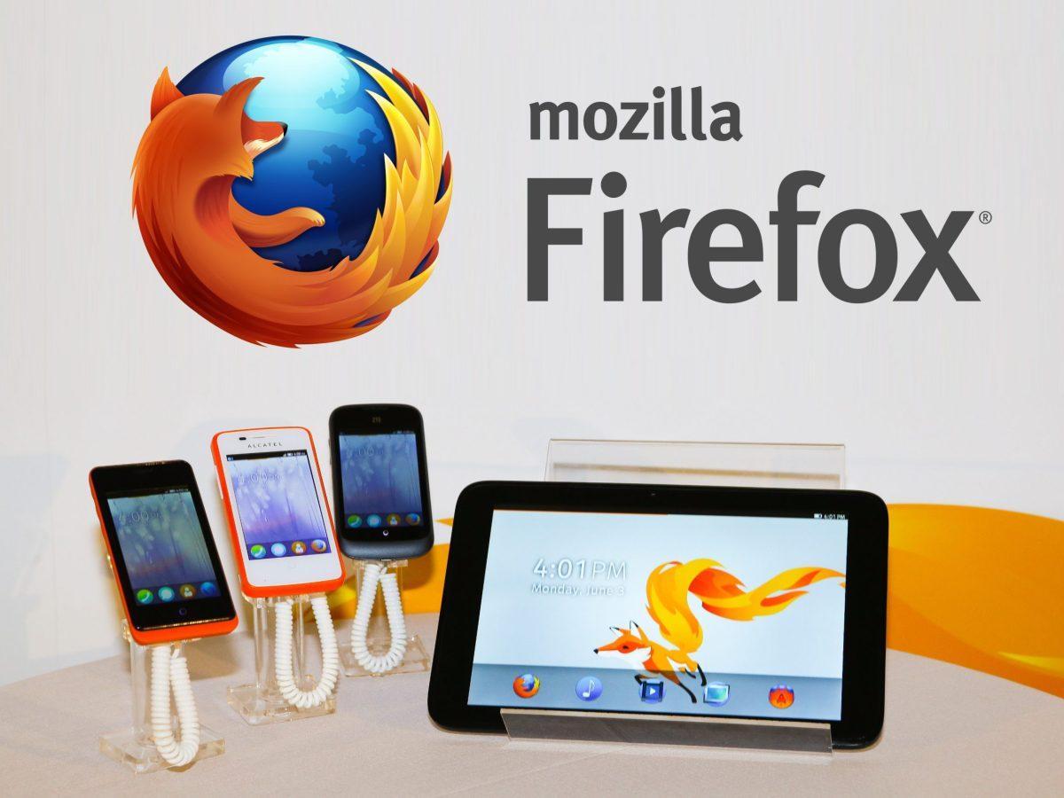 Firefox OS Tabletas y smartphones