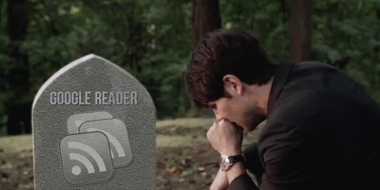 Cierre de Google Reader