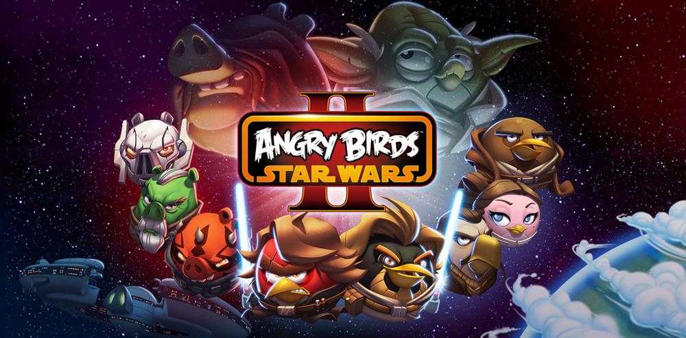 Las novedades de Angry Birds Star Wars II
