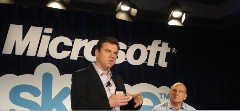 Compra de Skype por Microsoft