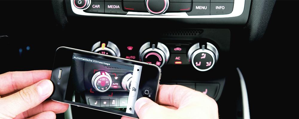 aplicación Audi eKurzinfo