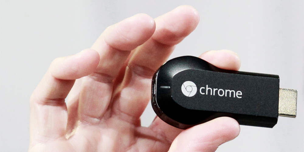 Streaming local en Chromecast
