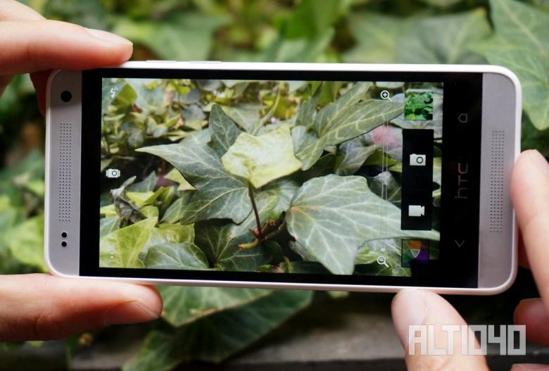 Análisis de HTC One Mini: cámara