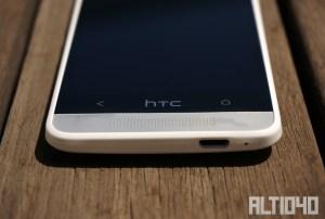 Análisis de HTC One Mini: detalle